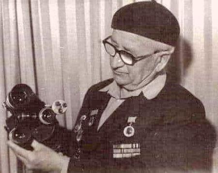 Мансур Барбутлы снимал войну (2)