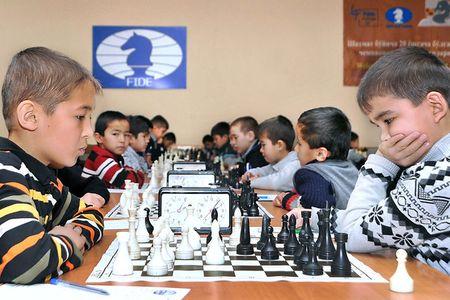 Шах и Мат по-узбекски