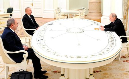 Что решили по Карабаху в Кремле на троих?