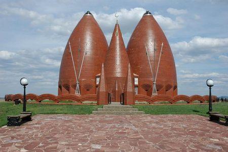 Где покоятся казахские батыры