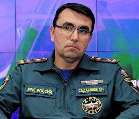 МЧС Крыма возглавил Садаклиев