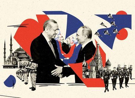 Какое братство у Путина с Эрдоганом?