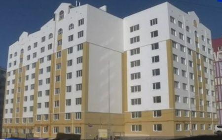 В Севастополе дом для татар достроили