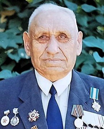 Аблякимов Асан Аблякимович (1922 - 2008)