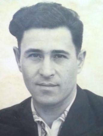Касимов Сервер Ислямович (1919 — ?)