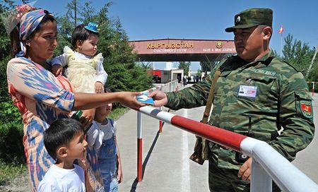 Бишкек и Ташкент согласовали границу