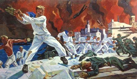 Почему сдали Севастополь в 1942 году?