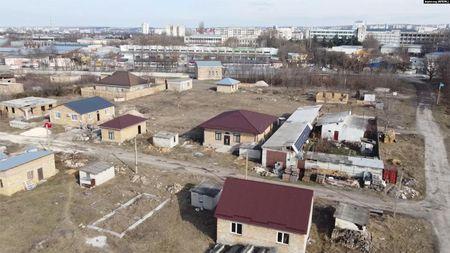 В Крыму продолжают сносить дома крымских татар