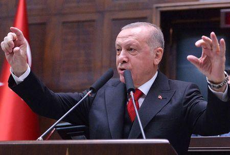 На что претендует Турция?