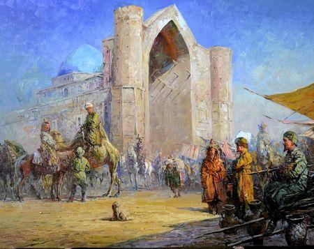 Туркестану 3000 лет?
