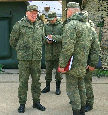 В Крым перебросили войска с Кавказа