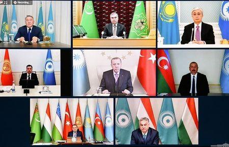 Что решили тюрки в Туркестане