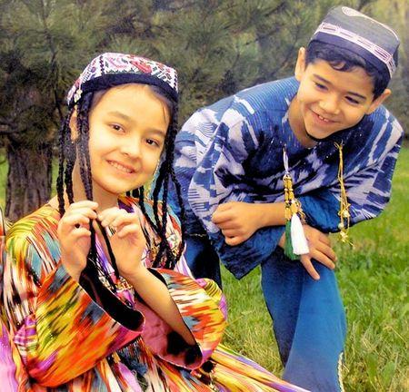 Узбеков на 300 тысяч больше, чем узбечек