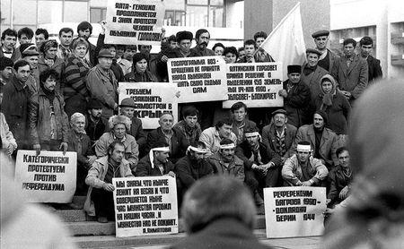 Крымские татары: Право на особое мнение