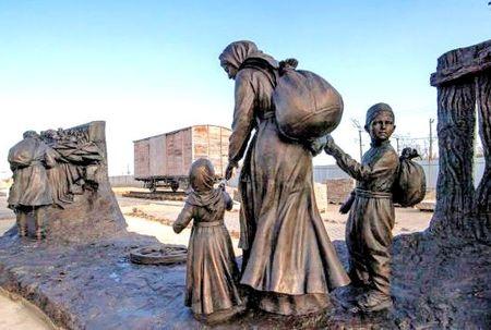 Когда достроят Мемориал в Сюрени?