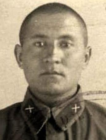 Аметов Аблямит (1911 — ?)