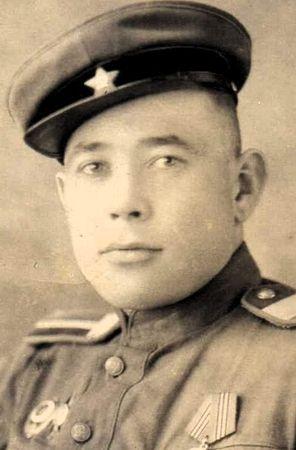 Муждабаев Дмитрий Михайлович (1920 — 1955)