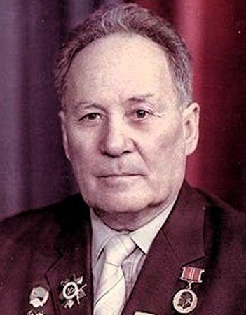 Ниязов Эбулис Шемшединович (1921 — ?)