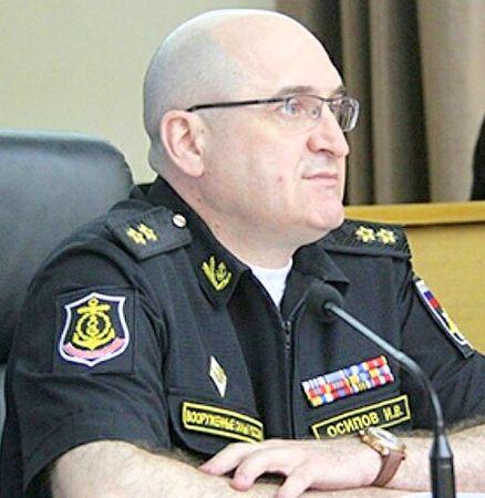 Главком Черноморского флота стал адмиралом
