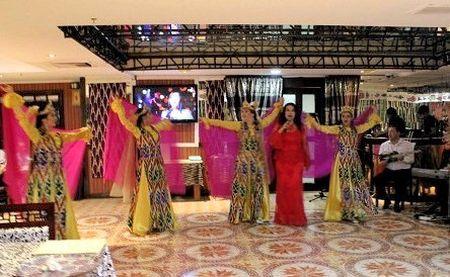 В Ашгабаде открыли «Бухару»
