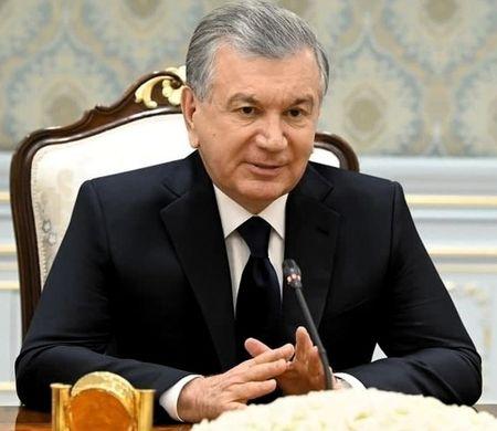 Президент Узбекистана принял президента Татарстана