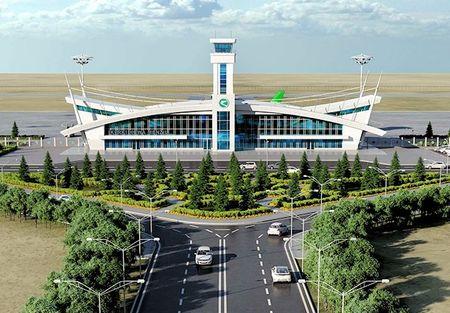Гурбангулы открыл новый аэропорт в Керки