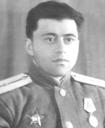 Фазылов Азиз Фазылович (1919 — 1967)