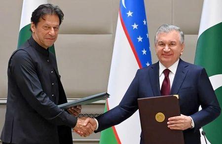 Ташкент установил с Исламабадом стратегическое партнерство