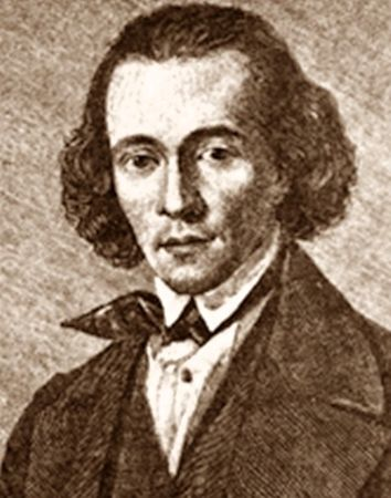 Географ Карл Габлиц.