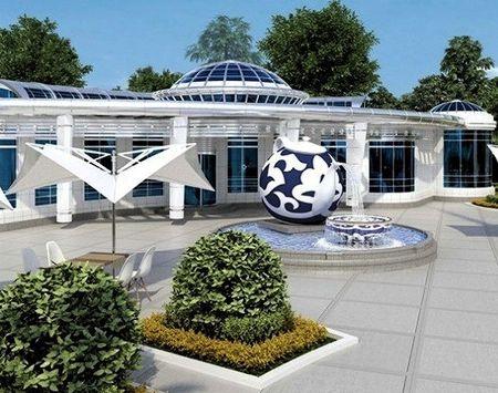 В Ашхабаде начали строить «Ташкент»