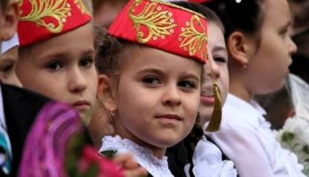 Сколько первоклашек в Крыму?