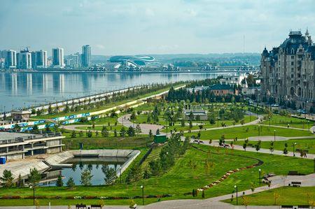 Казань изменилась до неузнаваемости