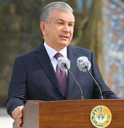 Шавкат решил строить Новый Ташкент