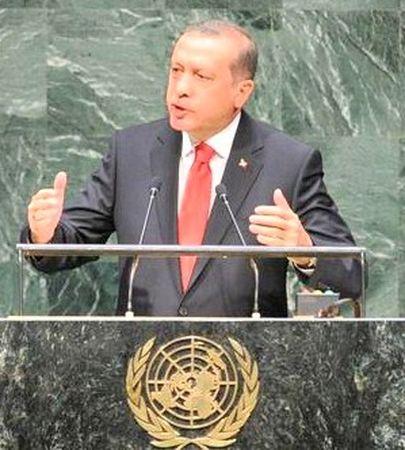 Эрдоган знает как реорганизовать ООН