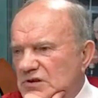 Геннадий Зюганов, председатель КПРФ