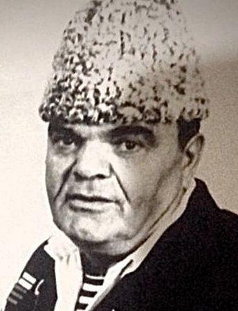 Сейдаметов Ибраим Джелилович (1924 — 2008)