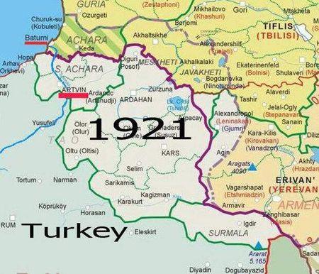 Как Советская власть спасала армян