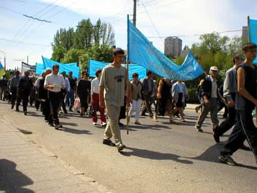 Crimean Tatar Movement: New Tendencies