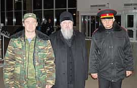 Russian Church Will Support Carrying Out of the Cossack Camp Near Bakhchisarai in 2011