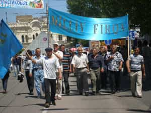 Milli Firka Urges the Crimean Tatars Not to Support Any of Candidates