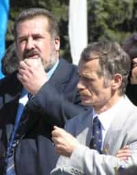 Dzhemilev Threatens Mogilyov With Ciminal Case