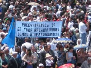 Elders of the Crimean Tatars Have Arranged Political Sabotage