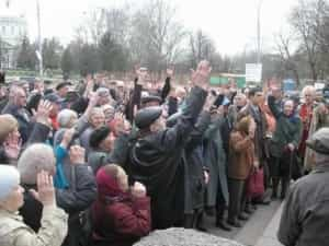 «Аvdet» Calls on Protest Action Against a Ground Arbitrariness in Crimea