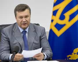 Yanukovych Has Made «a Mad Act»