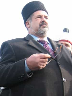 Chubarov:It Is not Clear What Unites the People of Crimea
