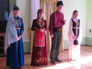 In Russian Cultural Centre Has Passed an Evening of the Crimean Tatar Culture