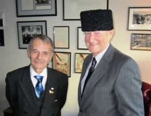 What for a Russophobian Cap to Dzhemilev?
