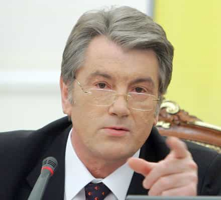 Yushchenko Used the Crimean Tatars