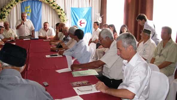В Акмесджиде обсудили проблемы коренных народов