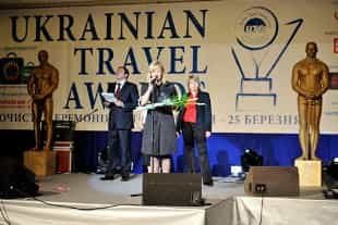 Крым «порвал» Ukrainian Travel Awards